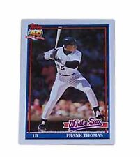 Topps Frank Thomas Lot Original Baseball Cards