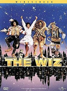 Details about The Wiz (DVD, 1999) Diana Ross Michael Jackson (FAST SHIPPING)