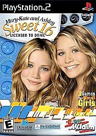 Mary-Kate and Ashley: Sweet 16 -- Licensed to Drive ...