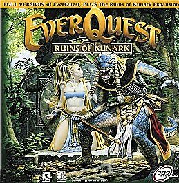 everquest the ruins of kunark pc 2000 ebay