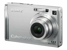 Sony Compact Digital Cameras with Image Stabilisation