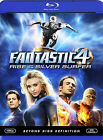 The Fantastic Four: Rise of the Silver Surfer (Blu-ray Disc, 2009, Movie Cash)