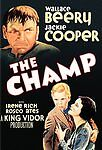 The-Champ-New-DVD-Region-1-2006-Warner-Bros-B-amp-W-1931-Wallace-Beery-Jackie-Cooper