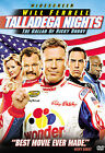 Talladega Nights: The Ballad of Ricky Bobby (DVD, 2006, Widescreen)