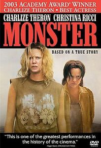 Monster (DVD, 2004)