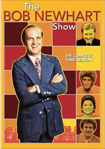 BOB-NEWHART-SHOW-SEASON-3-DVD-2006-3-Disc-Set-NEW