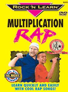 Rock 'n learn multiplication rap [sound recording] : D. J ...
