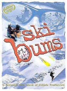 IMAX - Ski Bums (DVD, 2003)