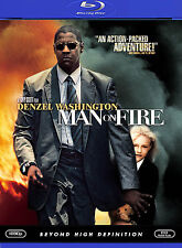 Man on Fire (Blu-ray Disc, 2009)