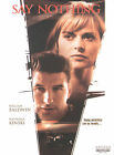 Say Nothing (DVD, 2002)