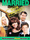 Married...With Children - The Complete First Season (DVD, 2003, 2-Disc Set)