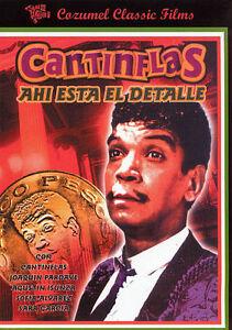 Ahi Esta El Detalle Spanish New DVD Cantinflas Sara Garcia Sofia Alvarez Agustin