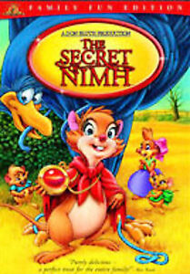 The-Secret-of-NIMH-DVD-2009-2-Disc-Set-Movie-Cash-Animated