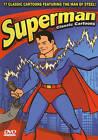 Superman Classic Cartoons (DVD, 2009)