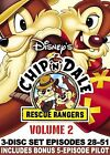 Chip n Dale Rescue Rangers - Volume 2 (DVD, 2006, 3-Disc Set)