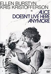 ALICE-DOESN-039-T-LIVE-HERE-ANYMORE-DVD-1974-Ellen-Burstyn-Kris-Kristofferson