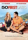 50 First Dates (DVD, 2004, Special Edition - Full Frame) (DVD, 2004)