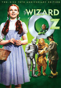 The-Wizard-of-Oz-DVD-2010-2-Disc-Set-70th-Anniversary