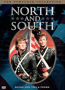 North-and-South-The-Complete-Collection-DVD-2004-5-Disc-Set-New