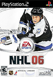 Game-NHL-06-Sony-PlayStation-2-PS2-Excellent-Condition