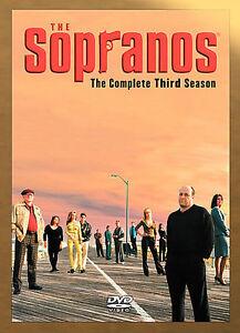 The-Sopranos-The-Complete-Third-Season-DVD-2002-4-Disc-Set-Four-Disc-Set