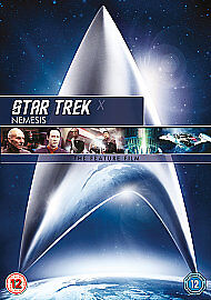 Star Trek 10 - Nemesis (DVD)