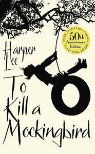 To-Kill-a-Mockingbird-Harper-Lee-50th-Anniversary-Edition-NEW-Paperback-Book