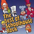 Best of Schoolhouse Rock * by Schoolhouse Rock (CD, Apr-2000, Rhino (Label))