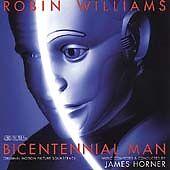 Bicentennial Man [Original Motion Picture Soundtrack] by James Horner (CD,...