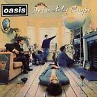Definitely Maybe by Oasis (CD, Aug-1994, Epic (USA)) : Oasis (CD, 1994)