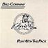 CD: Run with the Pack by Bad Company (CD, Jul-1994, Swan Song)