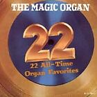 22 All Time Organ Favorites by Magic Organ (CD, Aug-1992, Vanguard)
