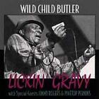 """George """"Wild Child"""" Butler - Lickin' Gravy (1999)"""