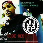 Code-Red-by-DJ-Jazzy-Jeff-the-Fresh-Prince-CD-USED-VERY-GOOD-FREE-SHIPPING