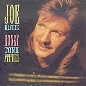 Honky-Tonk-Attitude-by-Joe-Diffie-CD-Apr-1993-Epic-USA
