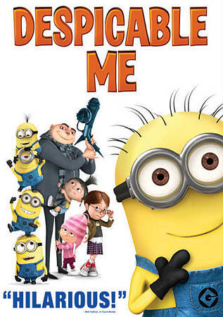 Despicable Me [Single-Disc Edition]