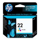 22 (C9352AN#140) Tri-Color Ink Cartridge