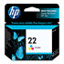 Printer Cartridges and Toner: HP 22 (C9352AN#140) Tri-Color Ink Cartridge
