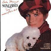 Songbird by Barbra Streisand (Cassette, Columbia)