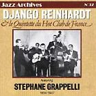 Django Reinhardt - Quintette of the Hot Club of France [Old Bean] (1999)