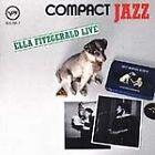 Ella Fitzgerald - Live (Live Recording, 1988)