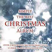 Simply Album Christmas Music CDs