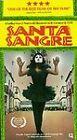Santa Sangre (VHS, 1991)