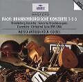 Brandenburgische Konzerte 1-3/Orchestersuite 1 von Reinhard Goebel,MAK (1995)