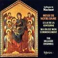 Mass De Notre Dame von The Hilliard Ensemble (1990)