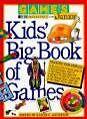 Games Magazine Junior Kids' Big Book of Games von Karen C. Anderson (1990, Taschenbuch)