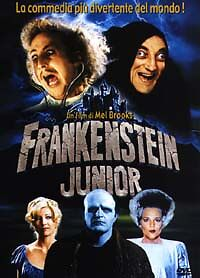 Frankenstein Junior (1974) DVD
