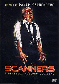 SCANNERS-DVD