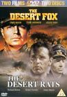 Desert Fox, The / The Desert Rats (DVD, 2003, 2-Disc Set, Double Pack)