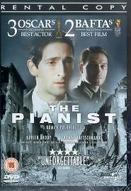 The Pianist (DVD, 2003) - Adrien Brody